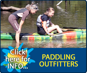 paddling outfitters